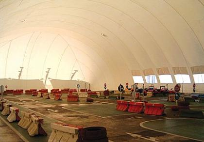 Air Supported Shelters 316
