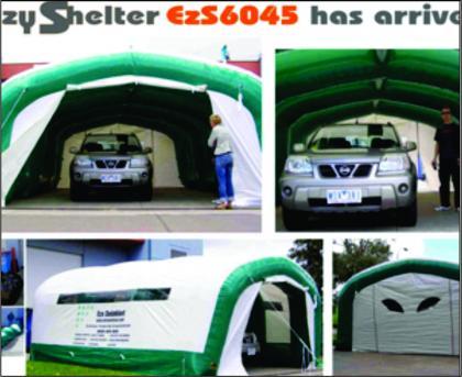 EzY Shelter 6045 3