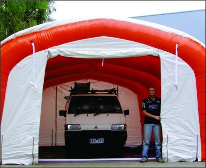 Ezyblast 4030 Van