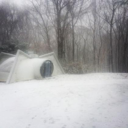 Hybrid Inflatable Domes 1