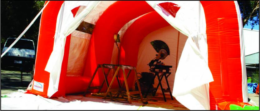 Inflatable Workshops